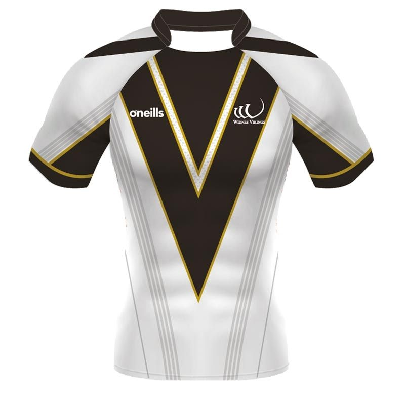 Widnes Vikings Rugby Jersey (Version 22)  0ee347923