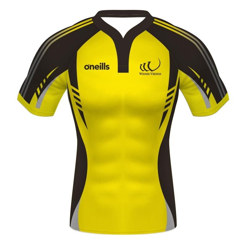 Widnes Vikings Rugby Jersey (Version 4)  191e163fd