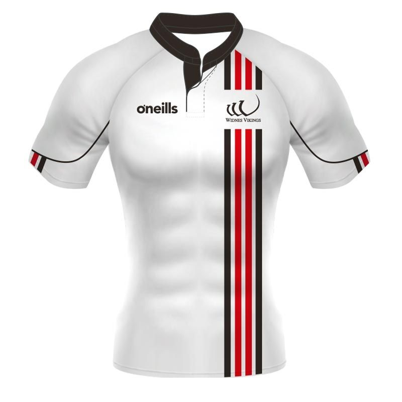 Widnes Vikings Rugby Jersey (Kids) (Version 7)  782e55759
