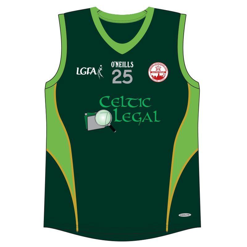 45d93bc4a3f Dallas Fionn Mac Cumhaills GAA Vest | oneills.com - US