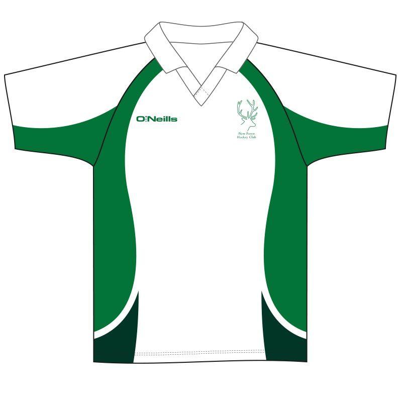 a4d4d067 New Forest Hockey Kids Hockey Shirt (U12 & U14) | oneills.com