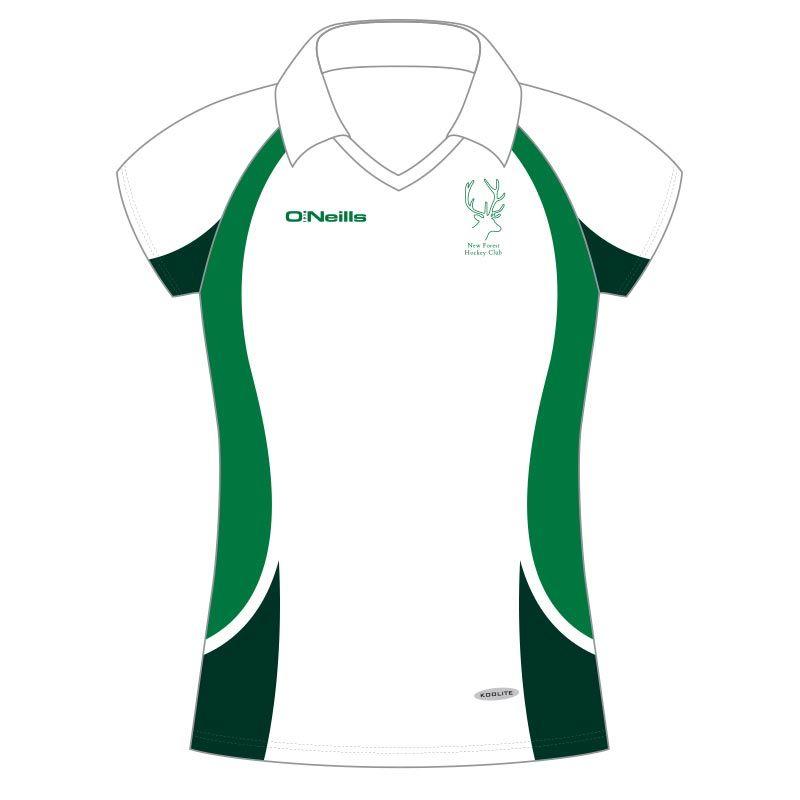 cb249478 New Forest Hockey Womens Kids Hockey Shirt (U12 & U14) | oneills.com