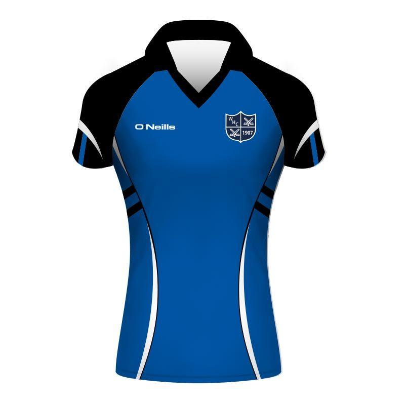 Wigan Hockey Club Women s Hockey Shirt  6f004f4ac3
