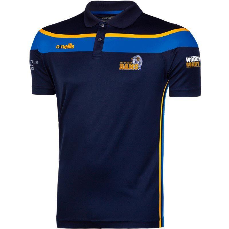 rams polo shirt