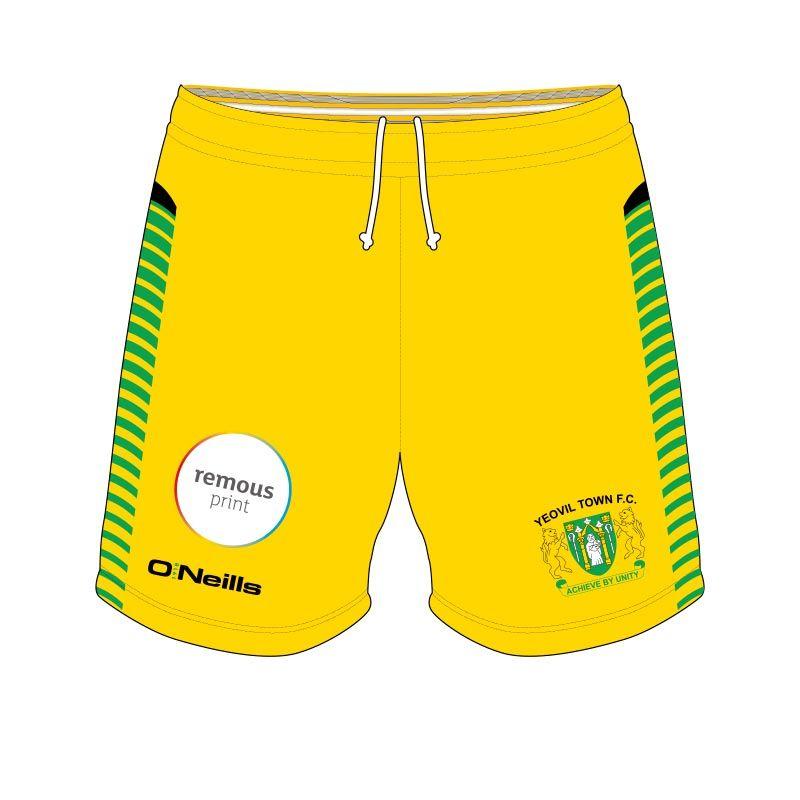 c9cb3a280 Yeovil Town Ladies FC Soccer Shorts Kids (Away)   oneills.com