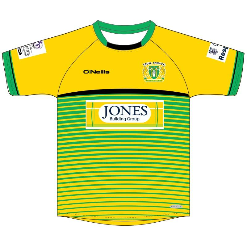 da596c394c5 Yeovil Town Ladies FC Soccer Jersey (Away) (Kids)