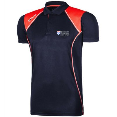 5e1b77088441d8 Newcastle University RL Bailey Polo Shirt