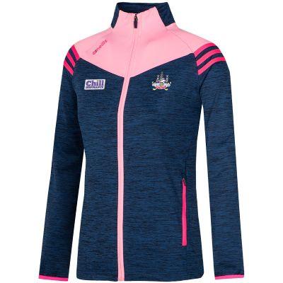77ca94fdca252 Cork GAA Colorado 3S Brushed Jacket (Mel Tonal Marine/Cotton Candy/Knockout  Pink