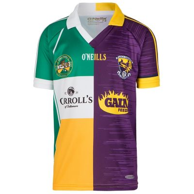 06ccd1495 Antrim GAA. Quick view. Personalise. Half and Half County 2-Stripe Jersey  ...