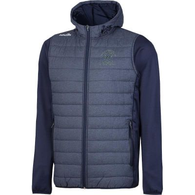 Sean Mc Dermotts GFC Louth Solar Light Weight Hooded Padded Jacket (Kids) 9c55ef1478d7