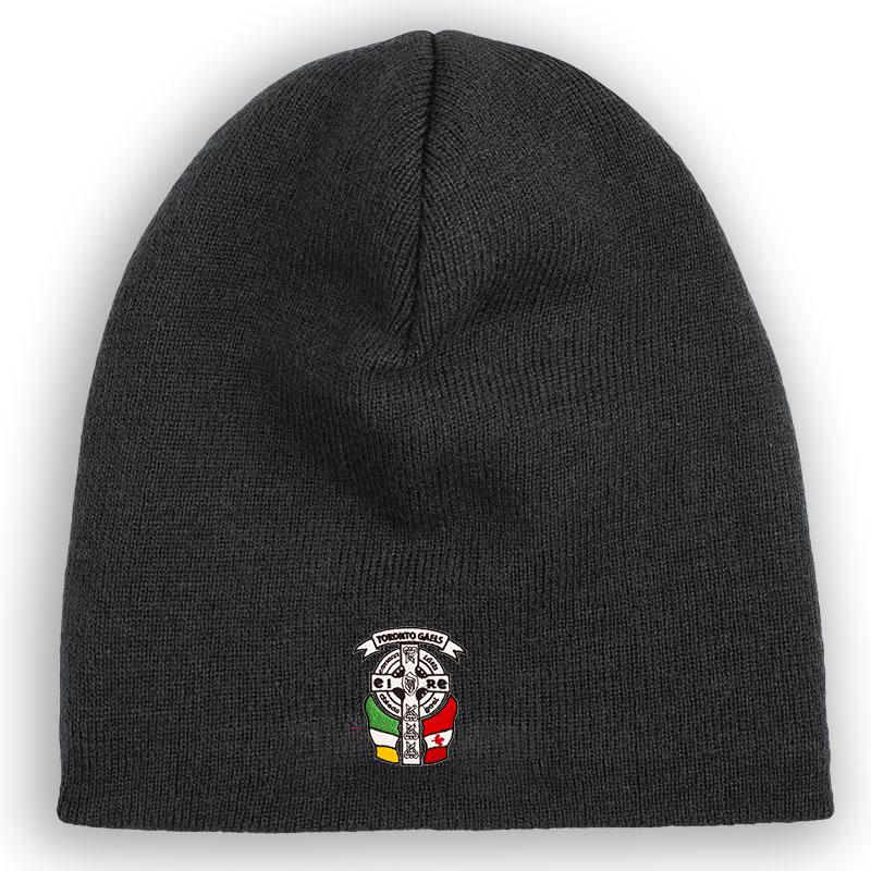 49d0bdb4ccf Marley Plain Beanie Hat (Black)