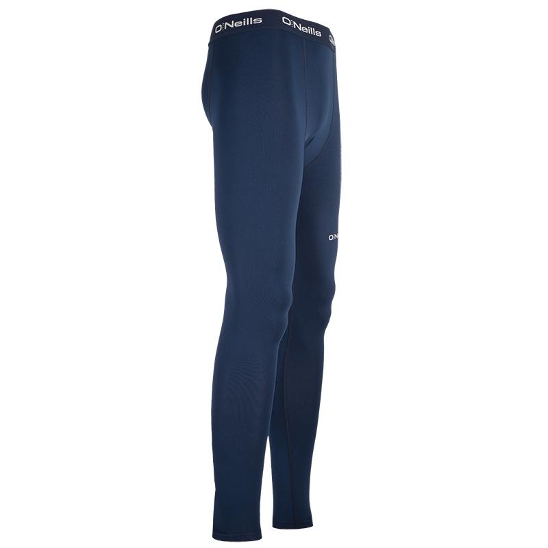 65777051715e0 Pro Body Fleece Lined Leggings (Navy/Silver) | oneills.com