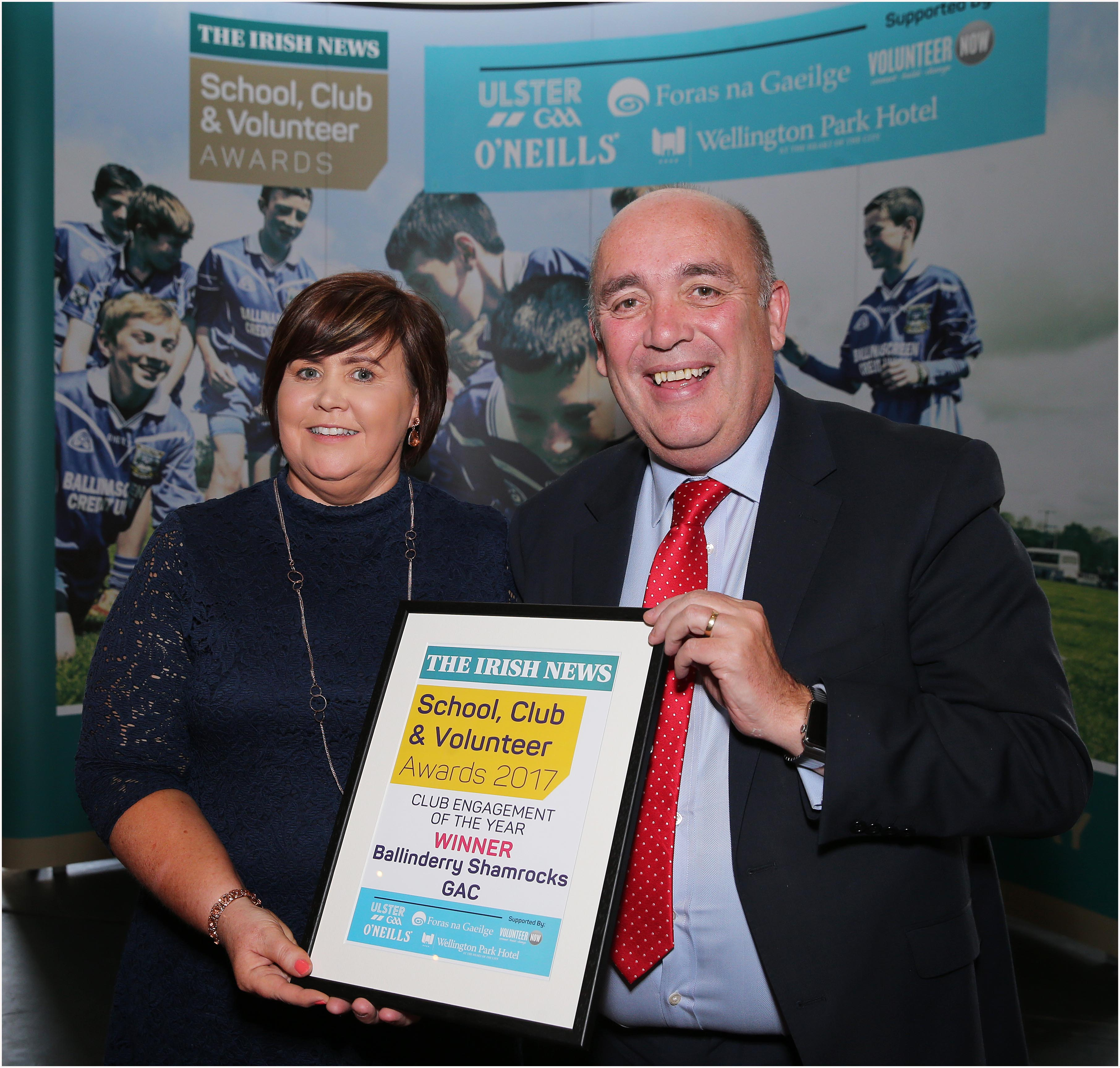 Celebrating Clubs and Valuing Volunteers