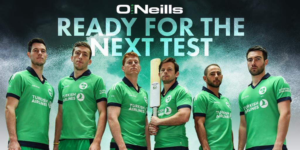 Cricket Ireland Wins its Biggest Test