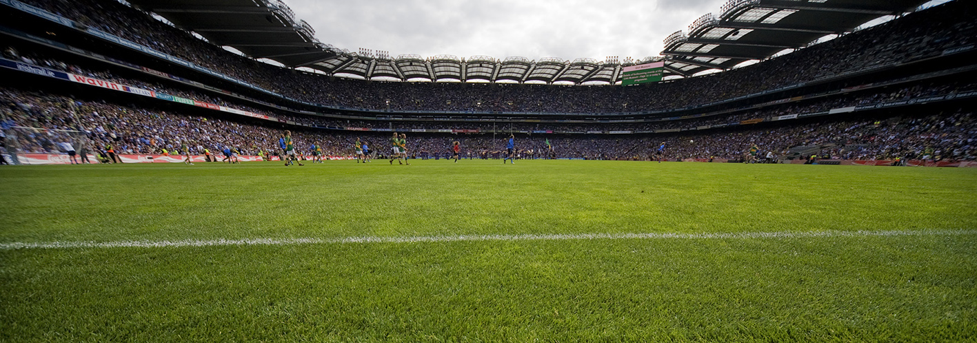 The Biggest Stage Of Them All: Croke Park