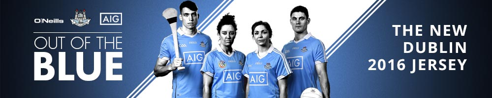 Media Release: New Dublin GAA Jersey unveiled at AIG Head Office