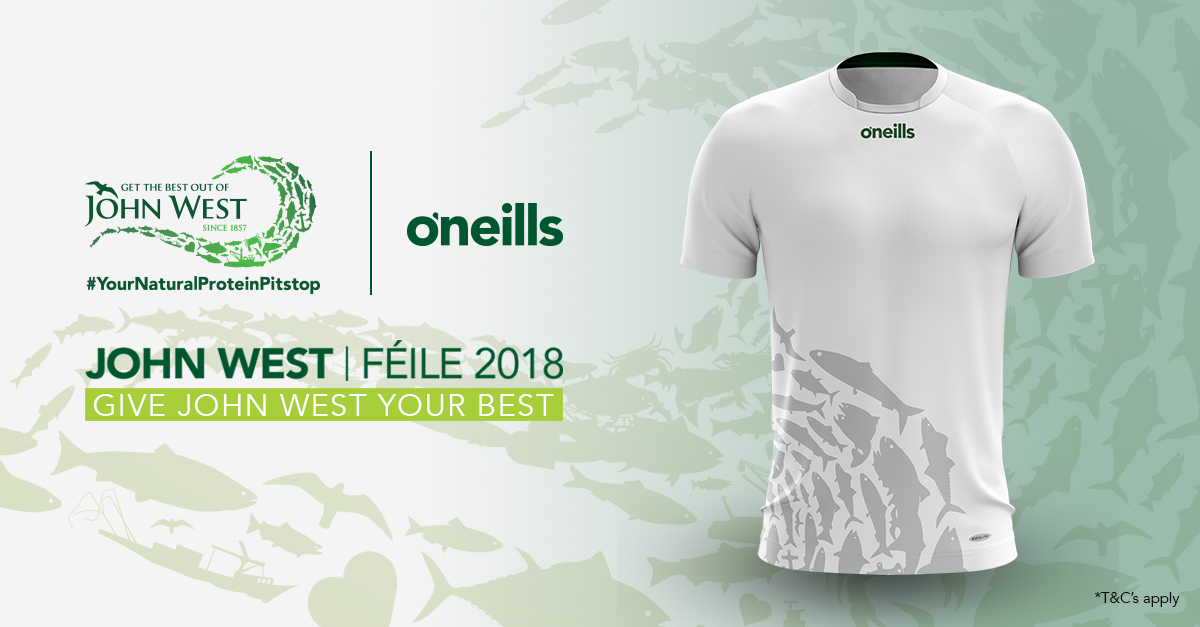 John West Féile 2018 | Give John West your Best