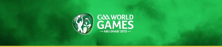 Abu Dhabi Abú: World Games This Weekend