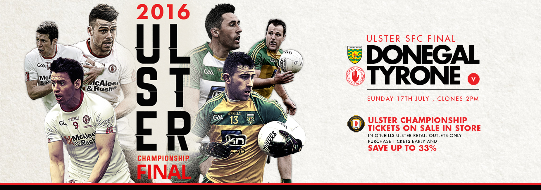 An Attack of the Clones: 9 Things About the Ulster Final