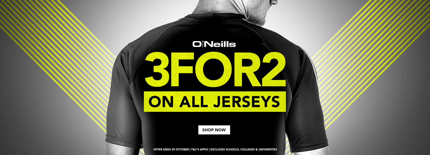 3 for 2 Jerseys