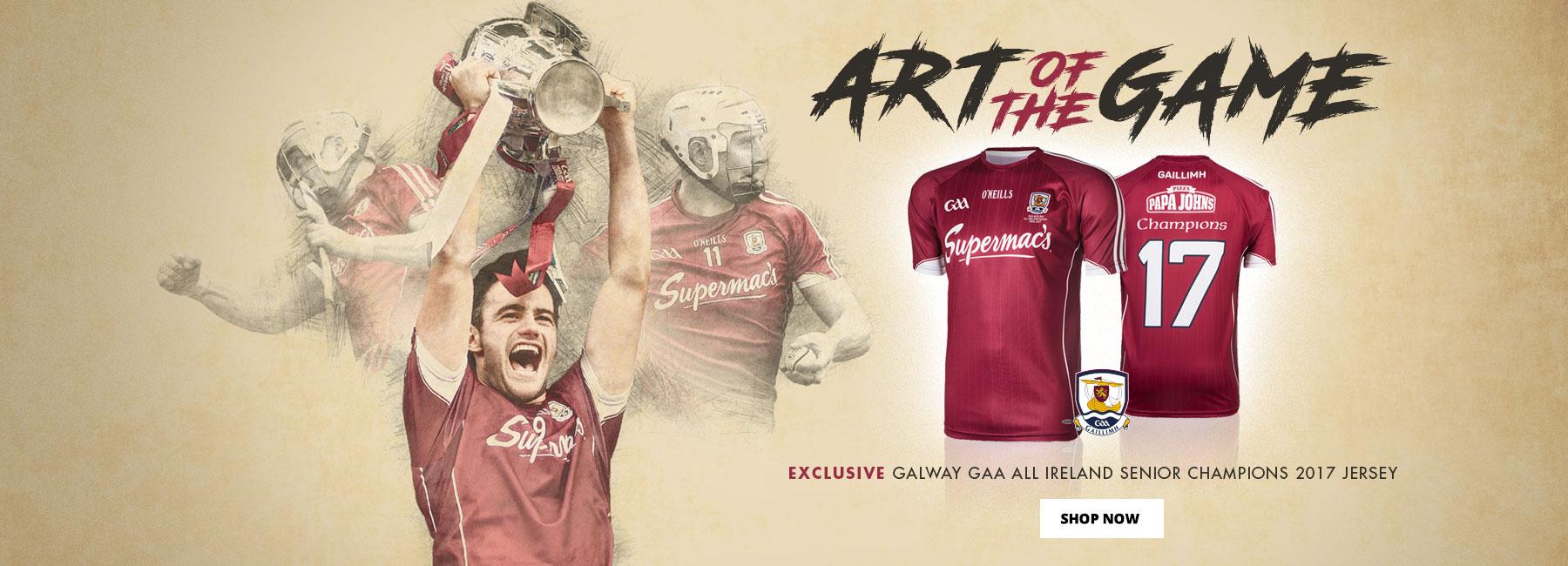 Galway GAA Champions
