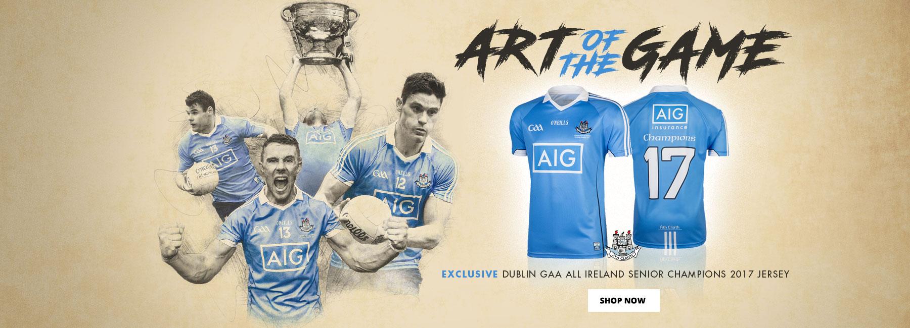Dublin Champions 2017