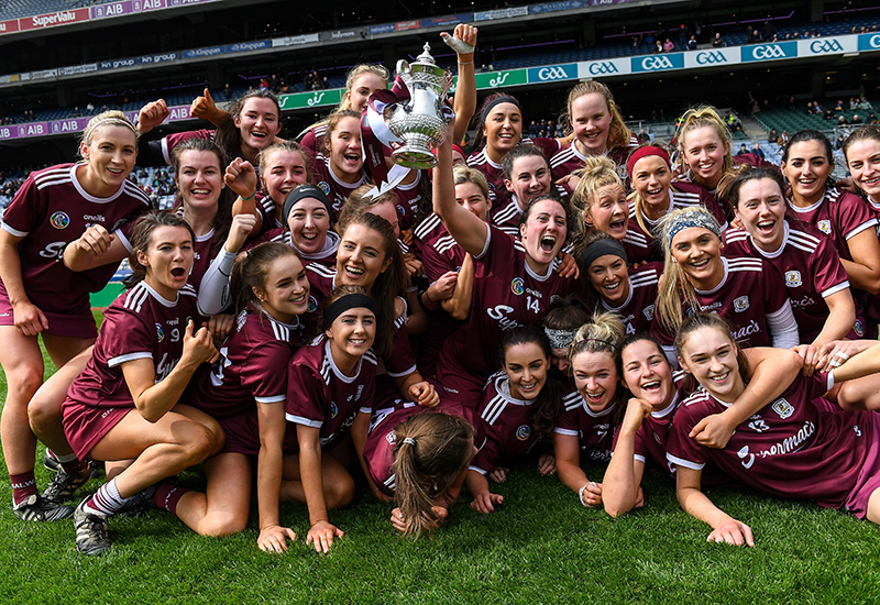 All Still to Play for on Camogie Road to Croker