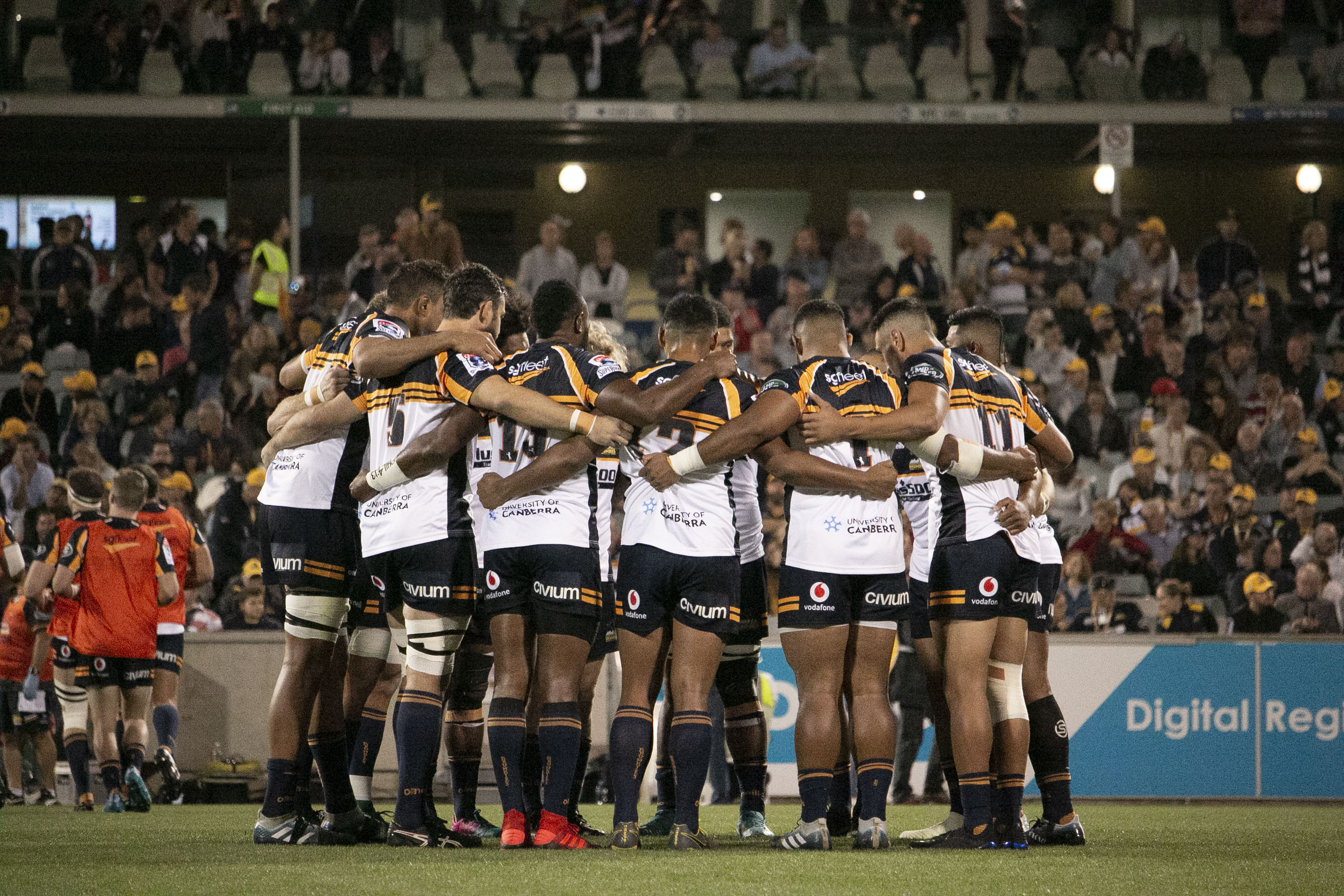 Brumbies Back In the Big Time as 2020 Beckons