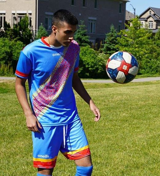 Player Profile, Jaytin Pabla, Toronto FC