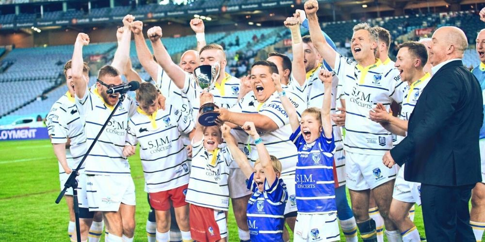 Warrington Wolves beat South Sydney Rabbitohs to win PDRL World Club Challenge