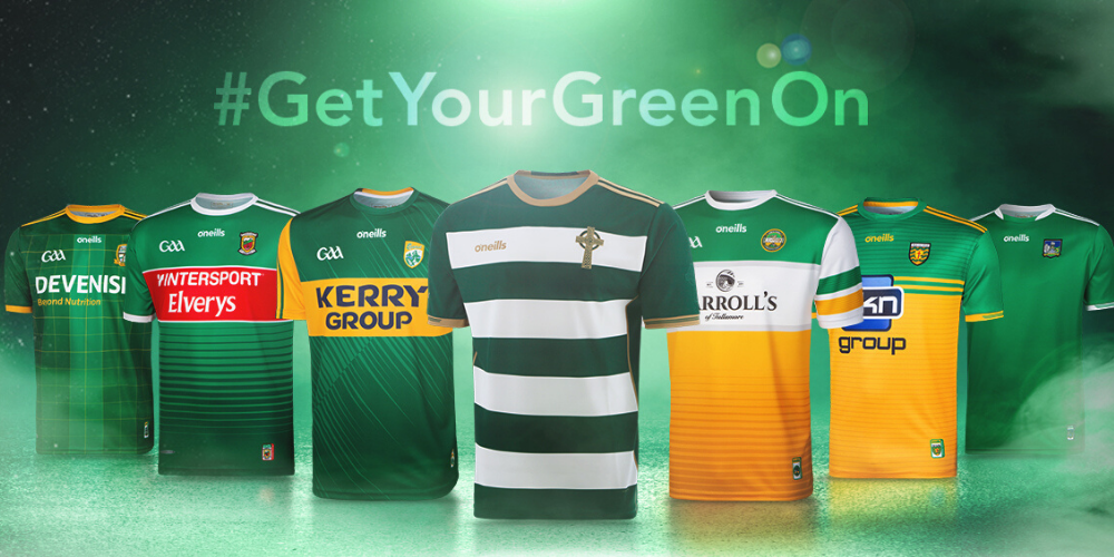 Quiz - Find your Perfect St. Patrick's Day Jersey