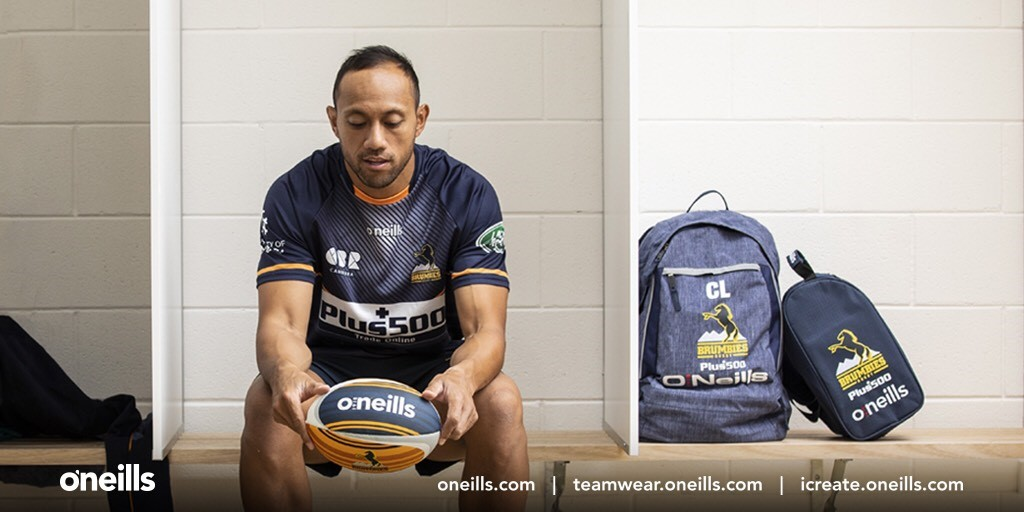 Brumbies All Set for Sharks Showdown on Saturday