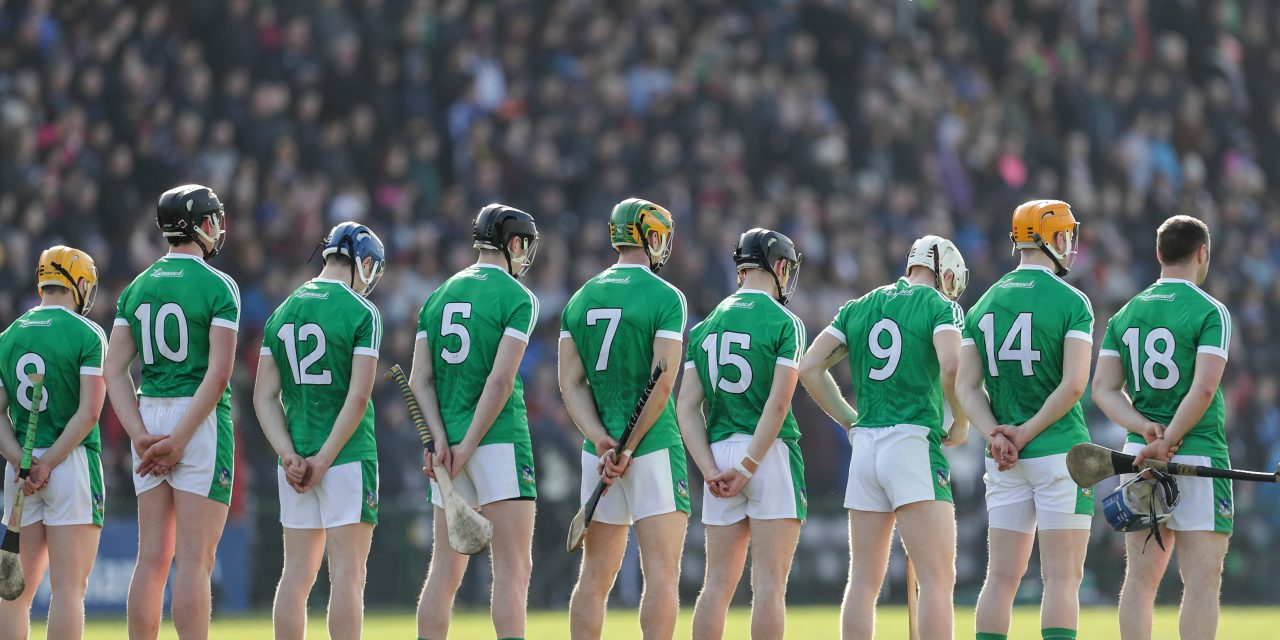 There Once Were Some Hurlers From Limerick