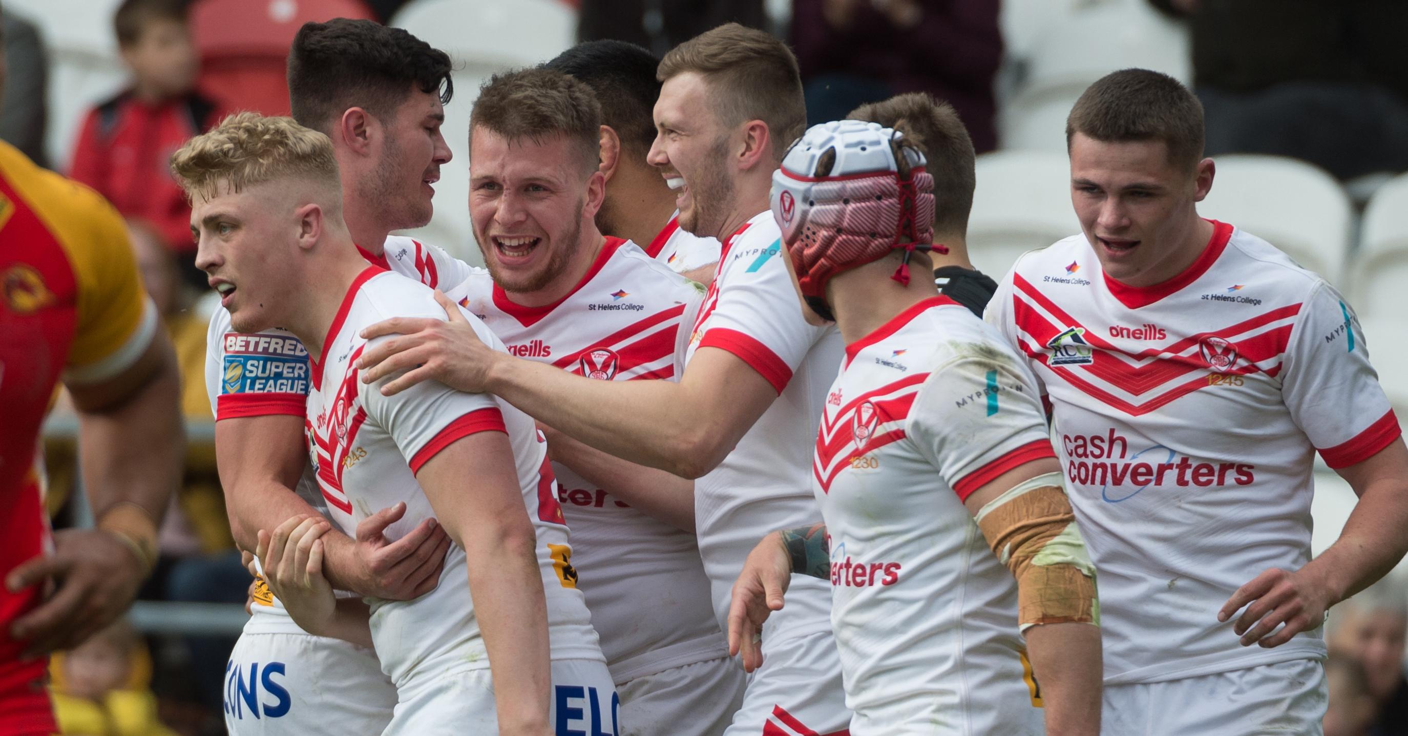 #Awaydays O'Neills Rugby League Partners All Away