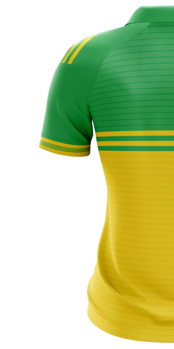 75e6b3d78 Half and Half 2-Stripe Jersey (Womens Fit)
