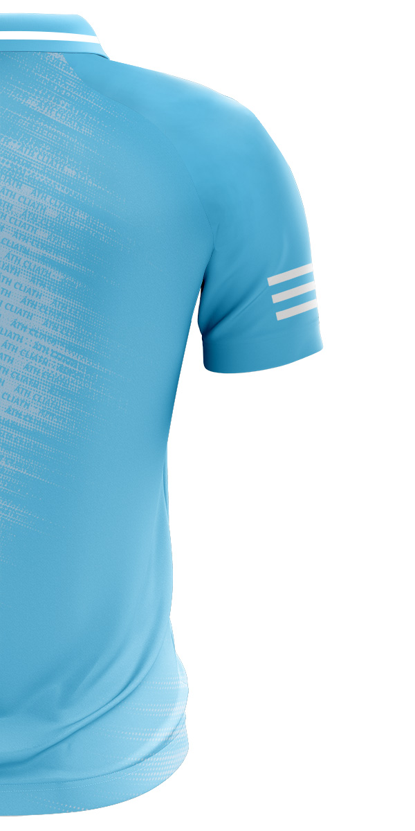 Back face image of your jersey